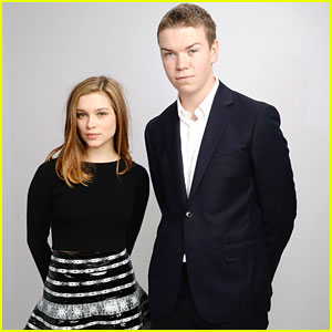 Will Poulter & Sophie Cookson: Moet British Independent Film Awards 2013