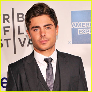 Zac Efron: Official Website Coming Soon!