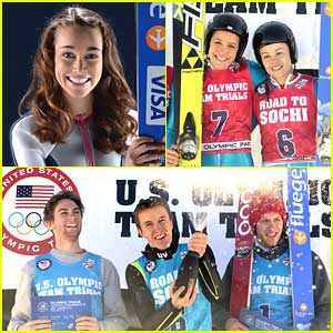 Sarah Hendrickson & Lindsey Van Named to Sochi Winter Olympics Ski Jumping Team!