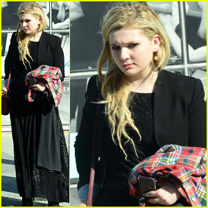Abigail Breslin: Secrets Break Relationships