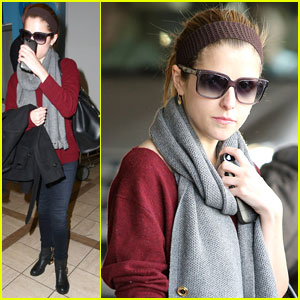 Anna Kendrick: Back in L.A. After Sundance!