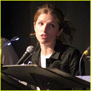 Anna Kendrick: Stifler at LACMA's 'American Pie' Live Read