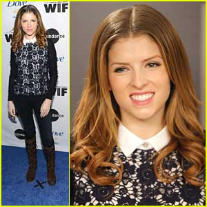 Anna Kendrick: 'The Voice's Poster Debuts & Women at Sundance Brunch