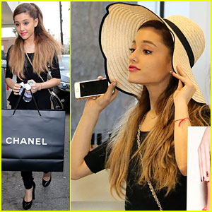Ariana Grande: 'I've Started Working on My Second Album!'