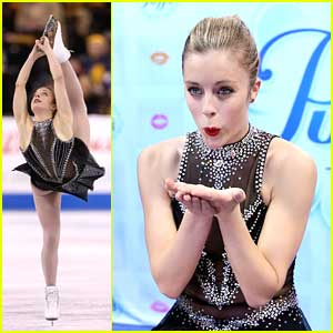 Ashley Wagner: 4th After Short Program at U.S. Nationals
