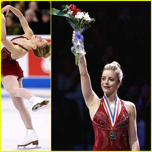 Ashley Wagner Headed To Sochi Olympics; Claims 4th at U.S. Nationals 2014