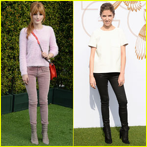 Bella Thorne & Anna Kendrick: LoveGold Celebration