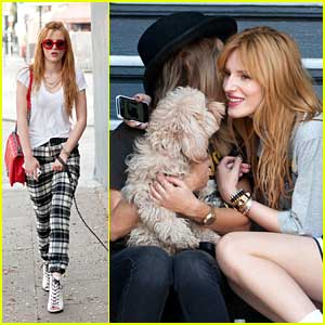 Bella Thorne: Love Stamp Launch in NYC Next Week!