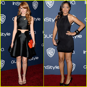 Bella Thorne & Keke Palmer: InStyle Party Pals!