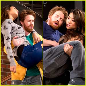 Brenda Song: New 'Dads' January 14th!