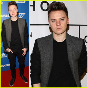 Conor Maynard: 'Adidas' London Launch Event