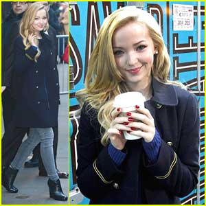 Dove Cameron Celebrates 18th Birthday on 'GMA'!