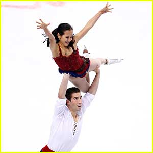 Felicia Zhang & Nathan Bartholomay: 2nd in Pairs at US Nationals; Headed to Sochi Olympics!