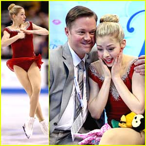 Gracie Gold: Leads at Prudential U.S. Figure Skating Championships 2014 After Short Program