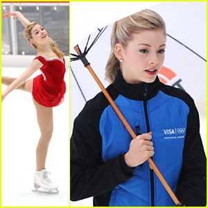 Gracie Gold on Winning at US Nationals: 'I'm Still On Cloud Nine'