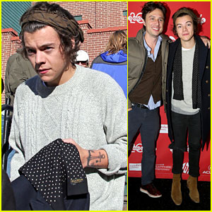 Harry Styles: 'Wish I Was Here' at Sundance Film Fest