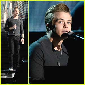 Hunter Hayes Debuts 'Invisible' at Grammys 2014 - Watch Now!