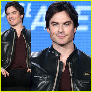 Ian Somerhalder: 'Years of Living Dangerously' TCA 2014 Panel