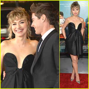 Imogen Poots: 'That Awkward Moment' Premiere