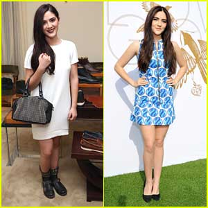 Isabelle Fuhrman: Frye Company Spring Preview & LoveGold Luncheon Pics!