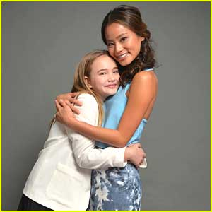 Jamie Chung & Johnny Sequoyah: 'Believe' Panel at Winter TCA Tour