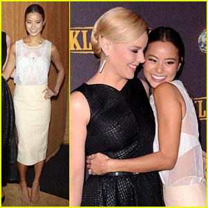Jamie Chung: 'Klondike' Premiere with Abbie Cornish