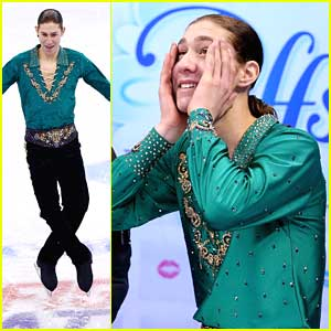 Jason Brown: 2nd at Nationals; Headed to Sochi Olympics!