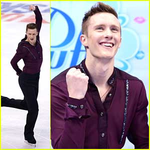 Jeremy Abbott Sets National Record at U.S. Figure Skating Championships; Takes 1st After Short Program