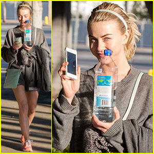 Julianne Hough: WeHo Gym Rat