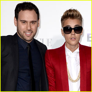 Justin Bieber's Manager Scooter Braun is Engaged