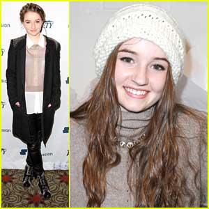 Kaitlyn Dever: Sundance Film Festival 2014!