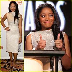 Keke Palmer: NAACP Image Awards 2014 Nominee!