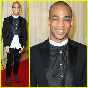 Kendrick Sampson: 'DuJour Magazine' Celebration