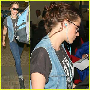 Kristen Stewart: Headed to Sundance for 'Camp X Ray'