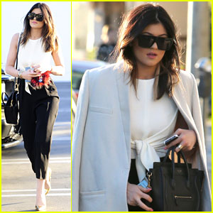 Kylie Jenner: I Love 'The Vampire Diaries'!