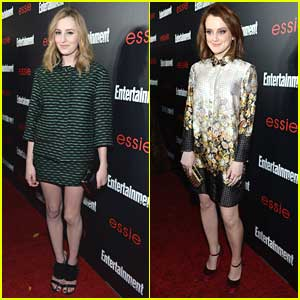 Laura Carmichael & Sophie McShera: EW's SAG Party with 'Game of Thrones' Cast