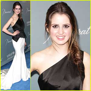 Laura Marano: UNICEF Ball 2014