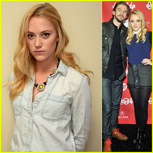 Maika Monroe: 'The Guest' at Sundance with Dan Stevens