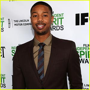 Michael B. Jordan: Independent Spirit Awards Nominees Brunch