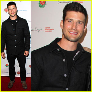 Parker Young: 'A Taste Of L.A.' Party
