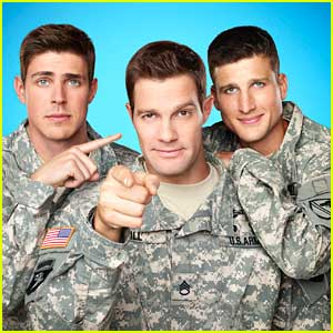 Parker Young: 'Enlisted' Premieres Friday on Fox!