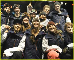2014 Sochi Winter Olympics: Meet The Halfpipe & Slopestyle Skiing Team!