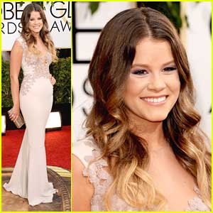 Sosie Bacon - Golden Globe Awards 2014