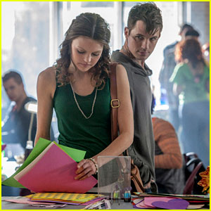 Aimee Teegarden & Matt Lanter: 'Star-Crossed' Premieres February 17th - See the Stills!