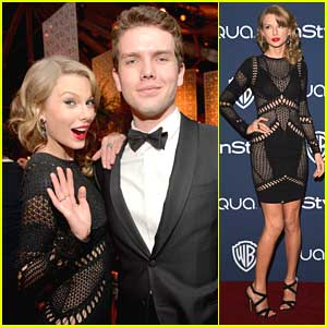 Taylor Swift: Golden Globe Awards 2014 After Parties!