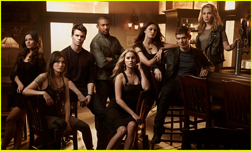 'The Originals' Brand New Cast Photos!