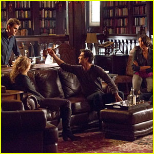'The Vampire Diaries' 100th Episode Airs Tonight - JJJ's Favorite Moments Ever!