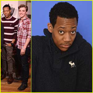 Tyler James Williams: 'Dear White People' at Sundance 2014