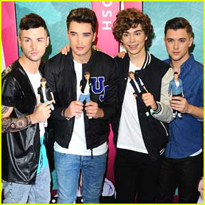 Union J: Doll Launch at UK Toy Fair!