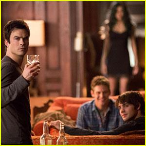 'The Vampire Diaries' 100th Episode Spoilers!